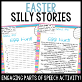 Easter Silly Stories Activity to Practice Parts of Speech
