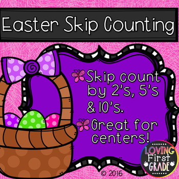 Easter Skip Counting
