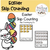 Easter Skip Counting Cards