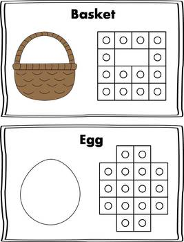 Easter Snap Cube Activity {FREEBIE}