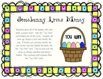 Easter - Somebunny Loves Money