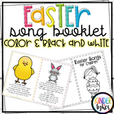 Easter Song Booklet for Children
