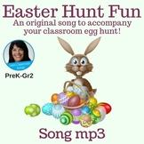 "Original Easter Song   ""Easter Hunt Fun"" by Lisa Gillam   Song mp3"