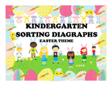 Easter Sorting Diagraphs