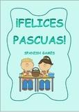 Easter Spanish games