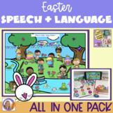 Easter Speech & Language Pack