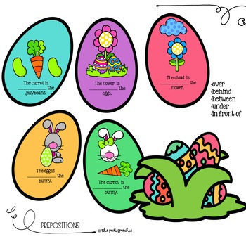 Easter Speech Therapy   Easter Activities   Basic Grammar   Speech and Language