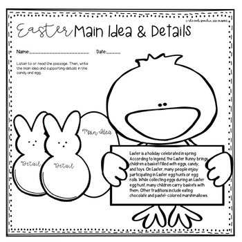 Easter Speech Therapy   Easter Speech and Language
