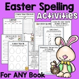 Easter Spelling Activities (for ANY Word List) #easterdollardeals