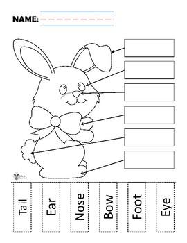 Easter/Spring Activity Set