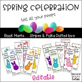 Easter & Spring Book Marks for Teachers or Students