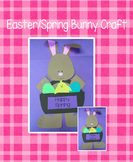 Easter / Spring Bunny Craft