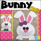 Easter or Spring Bunny Rabbit Craft