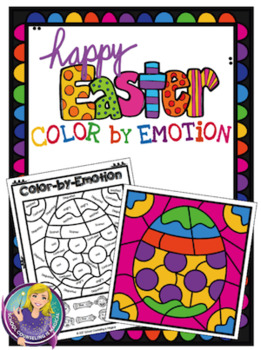Easter (Spring): Color By Emotions
