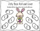 Easter Spring Cover and Roll Dice Game