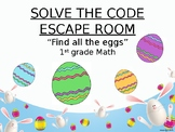 Easter (Spring) Escape Room