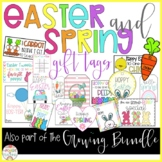 Easter & Spring GIFT TAGS