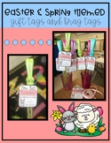 Easter/Spring Gift Tags or Brag Tags