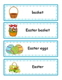 Easter-Spring-Humpty Dumpty Word Cards