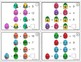 Easter & Spring Math Activities | Easter Egg Addition & Subtraction Task Cards