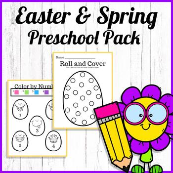 Easter & Spring Preschool Centers