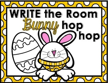 Easter   Spring   Write the Room