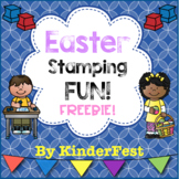 Easter Stamping Fun FREEBIE!