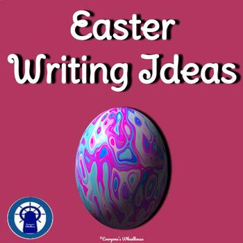 Easter Stationery/Writing Ideas