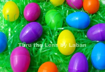 Easter Eggs in Grass Stock Photo #67