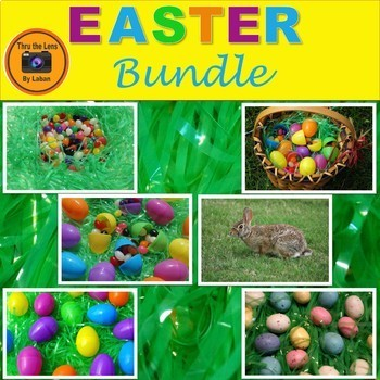 Easter Stock Photo Bundle