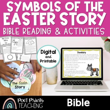 Easter Story, Bible Lesson, Sunday School