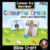Easter Story Activity with Jelly Bean Poem - Canadian Spelling