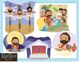 Easter Story Clip Art