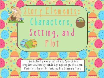 Easter Story Elements