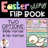 Easter Story Flip Book Religious