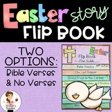 {50% OFF 48 HRS} Easter Story Flip Book Religious