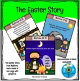 Easter Story Scripture Cards