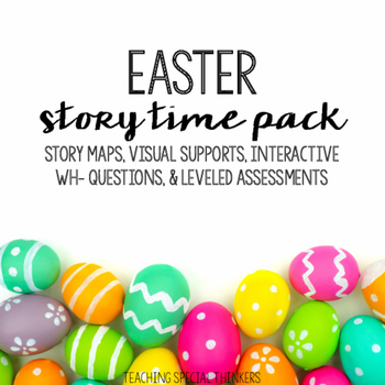STORY TIME PACK: EASTER