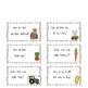 Easter Story: Tops and Bottoms Reading Response Activities