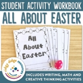 Easter Student Workbook Printable Activity book