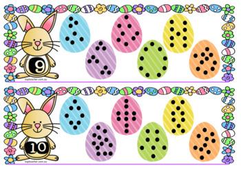Easter Subitising