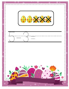 Easter Subtraction