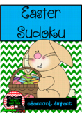 Easter Sudoku Puzzle Bundle