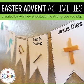 Easter Sunday Mini-Packet {Ages 3-7}