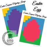 Easter Surprise Mystery Image - 120 Chart