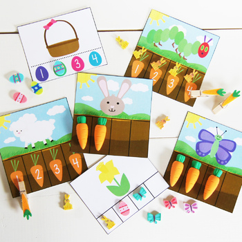 Easter Syllables