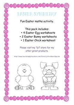 Easter Symmetry