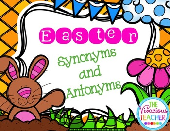 Easter Synonyms and Antonyms