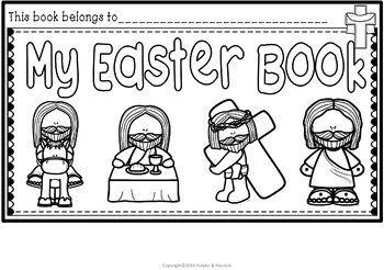 Easter ~ Tab Book