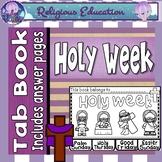 Easter & Holy Week Tab Book